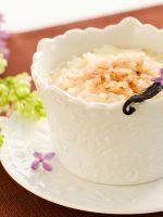 Receta de arroz con leche y vainilla