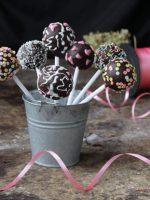 Receta de cake pops con nutella