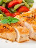 Receta de pollo a la cerveza con verduras