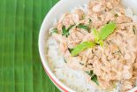 ensalada de arroz con caballa