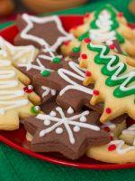 Receta de galletas decoradas de Navidad