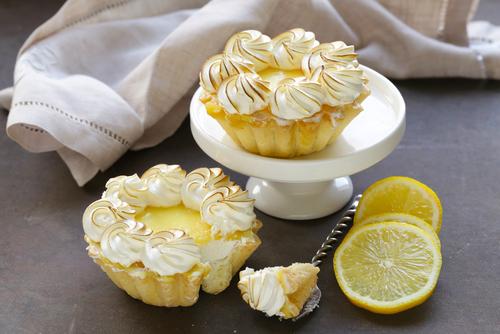 Receta de natillas caseras con merengue
