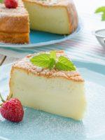 Receta de tarta de queso japonesa