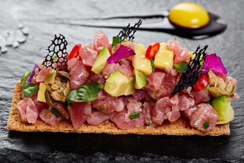 Receta de ceviche de atún