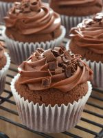 Receta de cupcakes de nutella