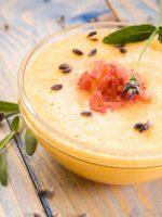 Receta de gazpacho de melón