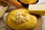 polenta con queso