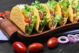 tacos con atun