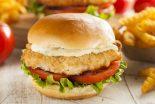 hamburguesa de pescado