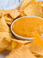Receta de nachos con queso