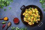 brocoli con patatas