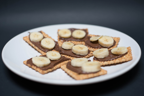 Receta de galletas decoradas con nutella