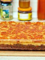 Receta de pastel de polenta