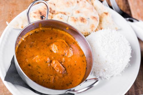 Receta de cómo hacer salsa curry