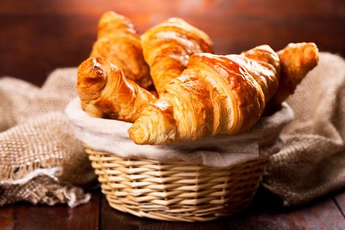 Receta de croissant de mantequilla casero ¡delicioso! - Unareceta.com