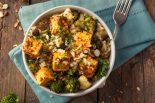 quinoa con tofu