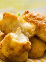 Receta de croquetas de jamón y queso