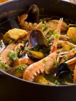 Receta de sopa de marisco con pescado