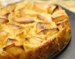 Receta de bizcocho de manzana thermomix