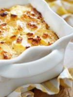 Receta de yuca con queso