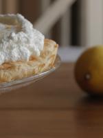 Receta de lemon pie microondas