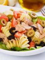 Receta de ensalada césar con pasta