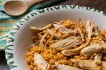 arroz con pollo motero