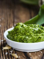 Receta de pesto thermomix