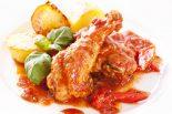 pollo-al-ajillo-en-salsa