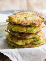 Receta de kimchi pancake