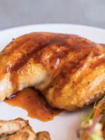 Receta de muslos de pollo al horno con coca-cola