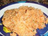 Receta de arroz blanco con atún