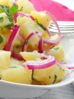 Receta de ensalada de yuca