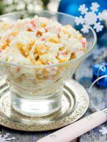 Receta de ensaladilla rusa de arroz