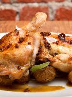 Receta de pollo a la cerveza con patatas