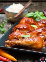 Receta de pollo en salsa de soja