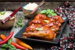pollo en salsa de soja