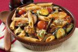 ratatouille con pasta
