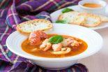 sopa de pescado andaluza