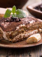 Receta de tiramisú sin gluten