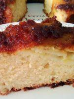 Receta de bizcocho de manzana y yogur
