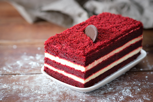 Receta de tarta red velvet Magnolias de acero