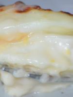 Bechamel de queso