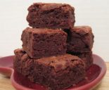 Receta de brownie light