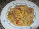 Receta de fabada asturiana con acelgas