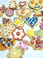 Receta de galletas decoradas thermomix