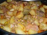 Receta de menestra de verduras y cordero