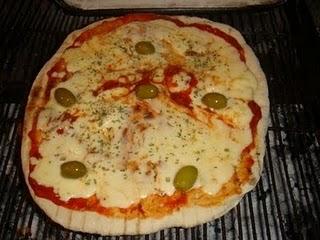 Receta de pizza argentina