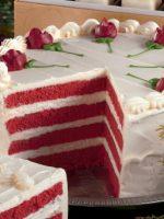 Tarta Red Velvet Magnolias de acero