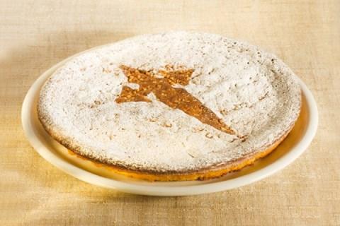 Receta de tarta de santiago thermomix